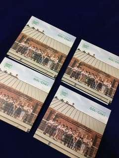 Golden Child 1st Mini Album GOL-CHA #GoldenChild  Album Only  RM30 with postage (WM) 💚each💚