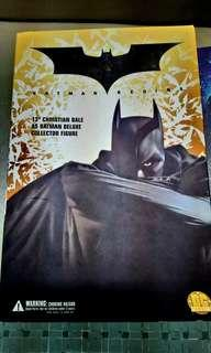 (絕版全新)batman begins 6/1 公仔