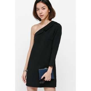 Love Bonito Taeya Toga Knit Dress