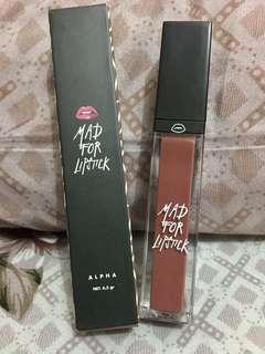 Mad for lipstick ALPHA