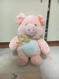 Recordable Pig Plush