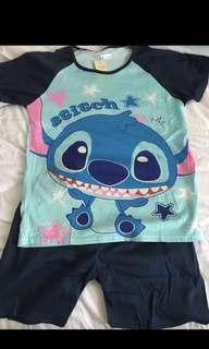 Stitch/poon sleepwear