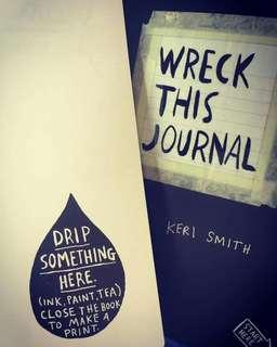 Wreck This Journal (used)