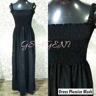 Dress plussize black