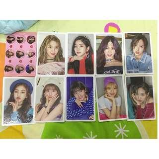 WTS twice what is love? Pre order card set