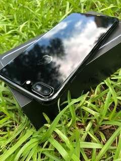 《 3C 🍎 蘋果瘋世代 》IPhone 7 Plus 128 曜石 ( 一般使用痕跡 )