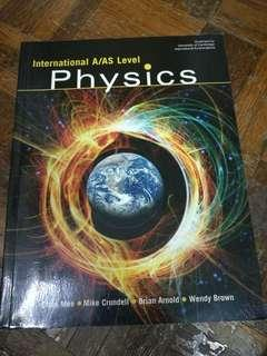 ORIGINAL Authentic A Level Physics Textbook