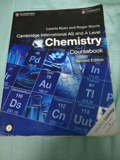 A Level Chemistry Coursebook/Textbook