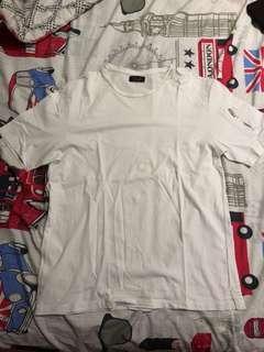 Kaos polos putih