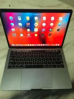 "MacBook pro 13"" Touch bar 2016"
