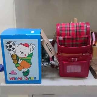 Original Randoseru bag (Japanese school bag)