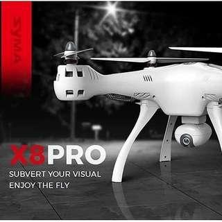 X8 PRO subvert your fisual enjoy the fly