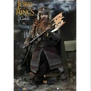[STOCK] THE LORD OF THE RING GIMLI 1/6 SCALE FIGURES [LAST]