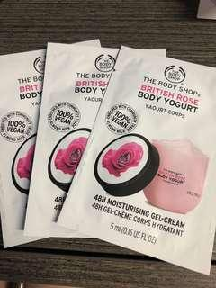The body shop sample