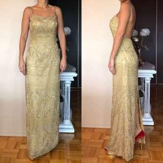 Designer dress new with tags
