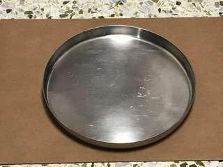 36cm Stainless Steel Round Tray
