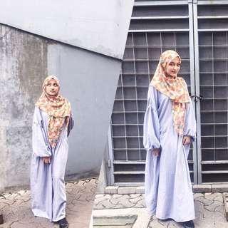 Dress panjang / gamis
