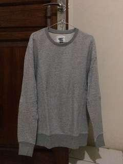 Jaket Sweater Old Navy Grey