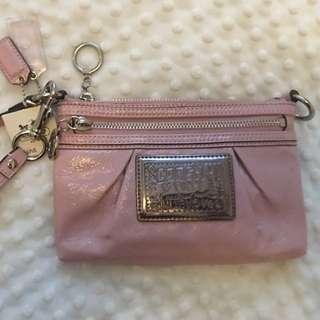 Authentic Coach Wristlet - BRAND NEW