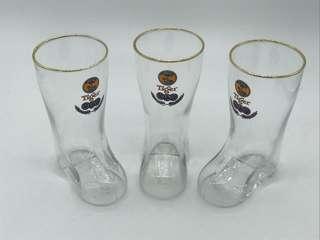 Tiger Beer Boot Glass (last 3 pcs)