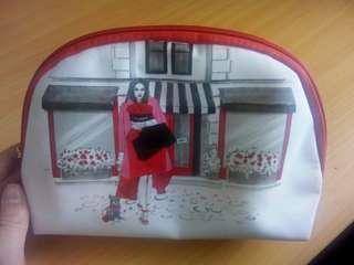 Clarins Beauty Bag