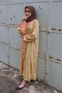 Dress panjang / outer