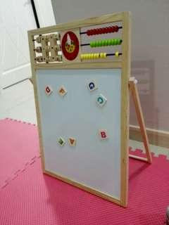 Drawing Board Double Sided Easel Stand