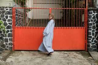 Oversized dress gamis