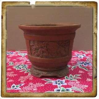 Vintage Peranakan Flower Pot