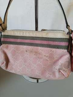 Authentic Guuci small bag