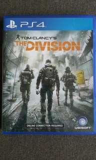 PS4 Used Game - Tom Clancy's The Division