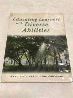Educating Learners with Diverse Abilities