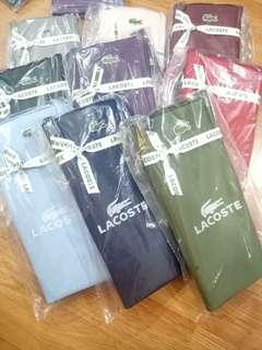 Lacoste tote bag high quality