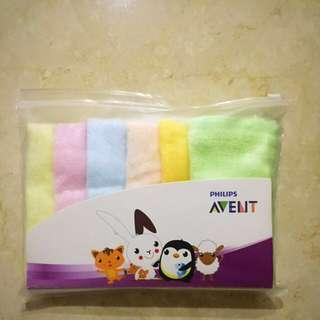 Avent Bamboo Baby Face Towel