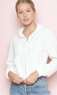 Brandy Melville Crystal Hoodie