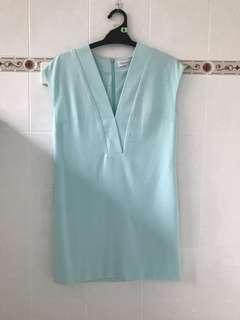 Finders Keepers Spearmint Dress
