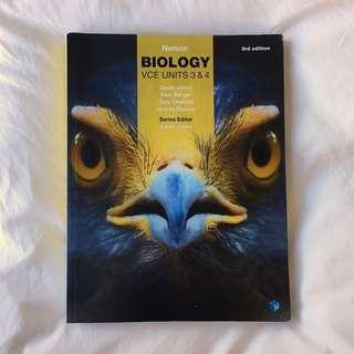 3/4 Nelson Biology Textbook