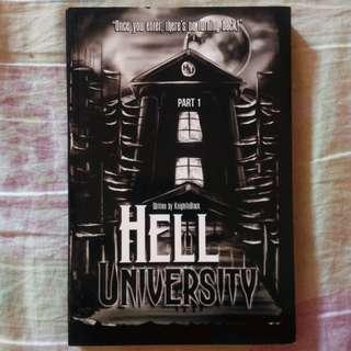 Hell University by KnightInBlack