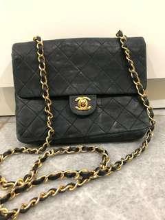 Chanel classic asli preloved small size