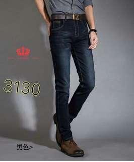 New! Sale Price! Men's Classic Blue Denim (Size/s: 28 - 34)