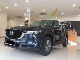 ALL NEW 2018 Mazda CX-5 (Recommend to your friends and family. If they buy, you will get something!!)