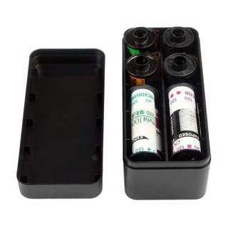 120mm/135mm Black Film case