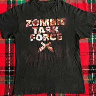 Zombie Task Force - Glow In The Dark Shirt