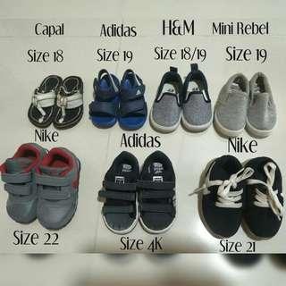 Bundble Baby's Shoes and Sandals