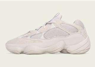 Adidas yeezy blush 500 us11 可議