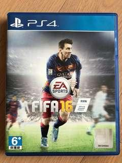 PS4 FIFA 16 二手