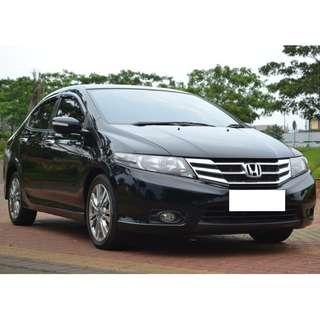 Honda All New City E AT 2013 Hitam Istimewa (Tdp 10Jt)