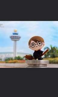 Changi Airport Harry Potter Plushie Toy