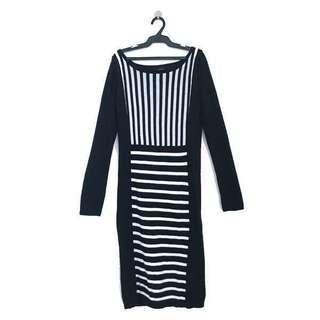 Minimalist Knit Dress