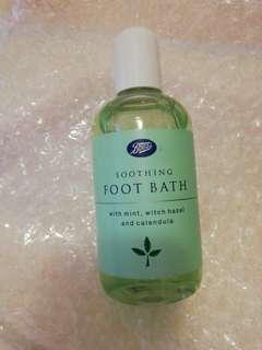 *New*  Boots Soothing Foot Bath